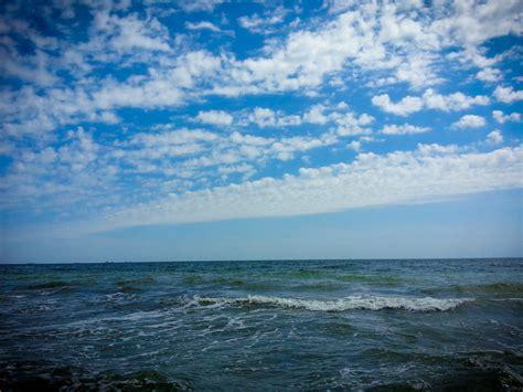 O Mar Serenou