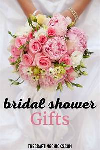best bridal shower gifts the crafting chicks With popular wedding shower gifts