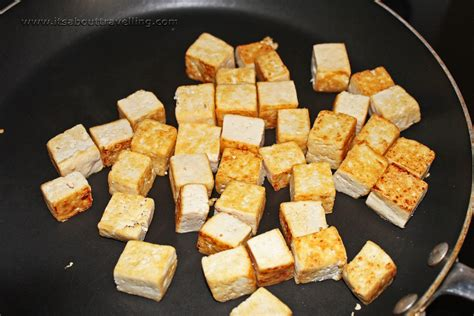 cuisine tofu how to properly cook tofu and why it 39 s about travelling