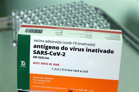 No brasil, a vacinação começou no fim de janeiro. Barra Mansa realiza mais uma etapa da vacinação contra a Covid-19 - Barra Mansa