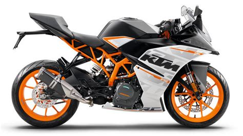 2017 Ktm Rc 125  Rc 390  Picture 693555  Motorcycle