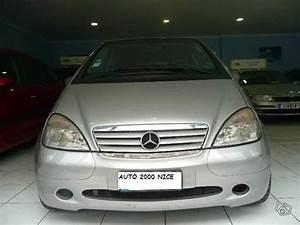 Mercedes Classe A 2000 : mercedes classe a 5950 109000kms 2000 auto 2000 atelier de reparation vente de ~ Medecine-chirurgie-esthetiques.com Avis de Voitures
