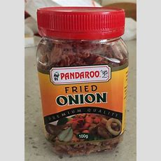 Fried Onion By Pandaroo Review  Review Clue