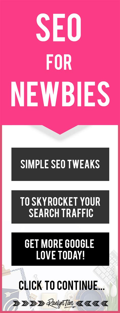 Seo Tips For Newbies Ranking Your Blog Content