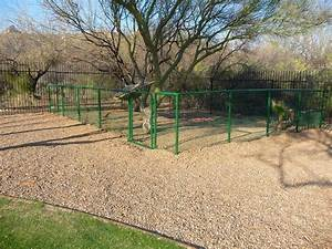 how to build a dog run making the perfect enclosure for With small dog kennel and run