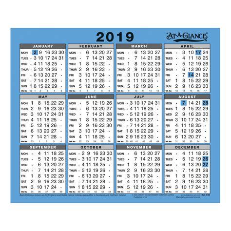 glance wall calendar huntofficeie