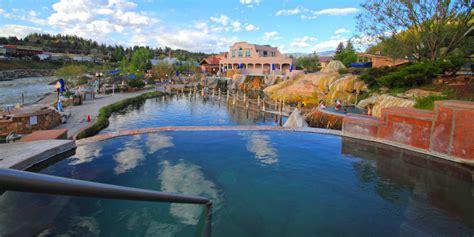 springs wyoming colorado resorts pools spas wy usa
