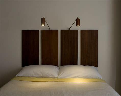 Lights Headboard by Mahogany Led Bedside Reading Light