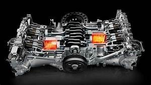 How Subaru Boxer Engines Technology Works