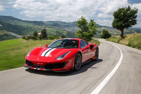 2018 Ferrari 488 Pista Performance Review