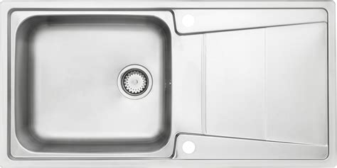 cooke and lewis kitchen sinks cooke lewis passo 1 bowl polished stainless steel sink 8328