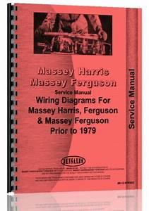 Service Manual Massey Harris Wiring Diagrams