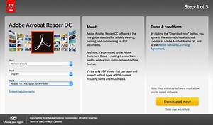 download and install an older version of adobe reader With download adobe acrobat for pc