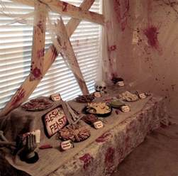 Zombie Dinner Party