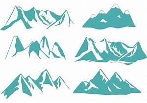 Denver Mountain Vectors - Download Free Vector Art, Stock ...