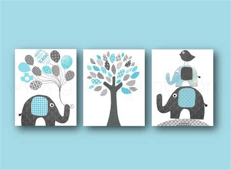 stickers arbre pour chambre bebe lot de 3 illustrations pour chambre d 39 enfant et bebe bleu