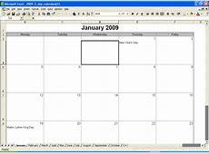 6+ 5 day calendar template Ganttchart Template