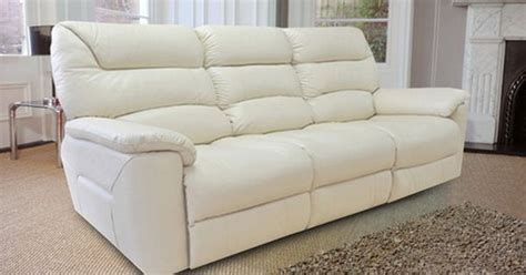 Lazy Boy Leather Sleeper Sofa by White Leather Lazy Boy Sofa Sofa Bed Sectionals