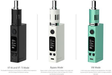 kaos vapor joyetech 04 evic vtc mini kit joyetech