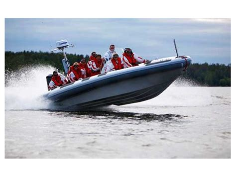 Rib Speedboat by Stockholm Sightseeing Tour By Rib Speed Boat Stockholm