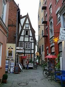 Bremen Schnoor Altstadt Pictures