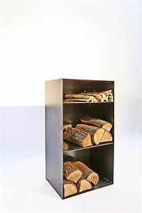 Regal Für Holz : holz regal mit r ckwand und einem extrafach f r anmachholz ~ Eleganceandgraceweddings.com Haus und Dekorationen