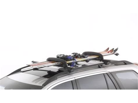 Volvo Ski Rack by Volvo Ski Snowboard Rack Metal