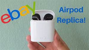Ebay Product Re... Fake Airpods