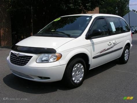 2003 Chrysler Voyager Lx by 2003 White Chrysler Voyager Lx 15471938 Gtcarlot