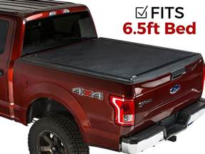 Gator Bed Covers Gator Fx5 Tonneau Cover Ford F 150 2015 2017 6 5 Ft Bed 724327 Ebay