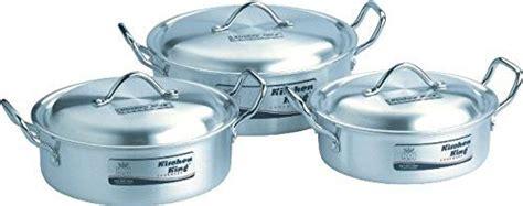 kitchen king kk  braiser stock pot  lid     stock pot pasta pot pot