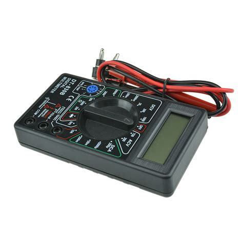 digital dt 830b multimeter ac dc voltmeter ohmmeter
