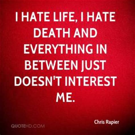 I Hate Single Life Quotes