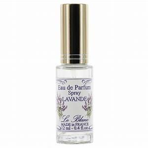 Eau De Lavande : 12ml eau de parfum lavande le blanc ~ Melissatoandfro.com Idées de Décoration