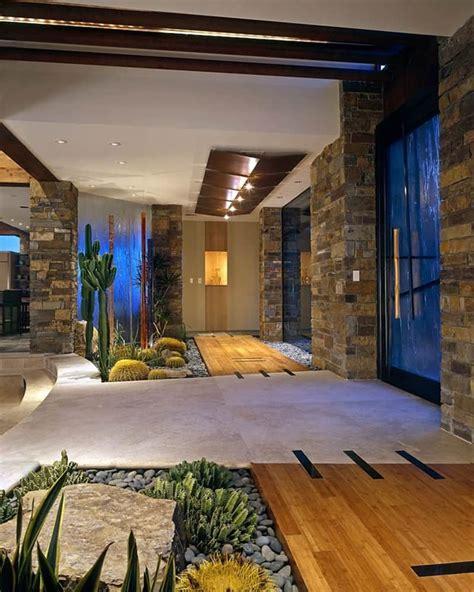 indoor garden ideas  green  home