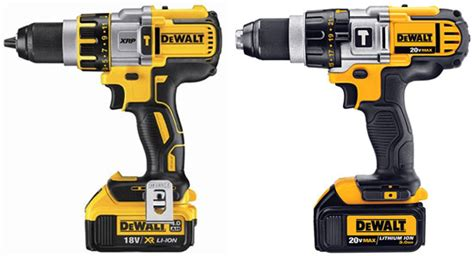 First Look Dewalt 20v Xr Brushless Premium Hammer Drill