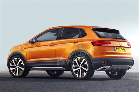 volkswagen suv volkswagen polo suv pictures auto express