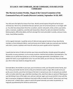 example eulogy eulogy examples humorous eulogy example 9 With eulogy template for father