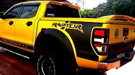 2018 Ford Ranger Raptor Upcoming   carbuzz.info