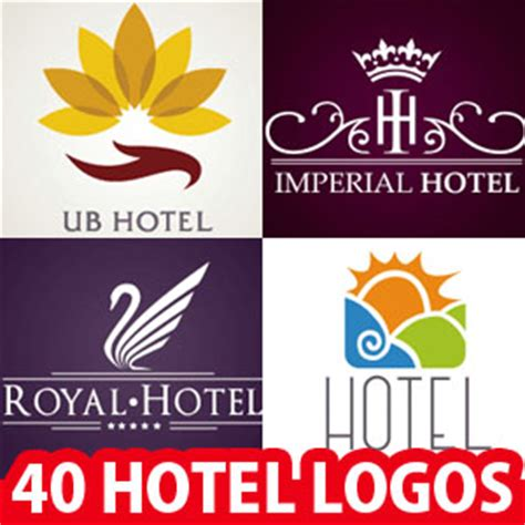 40 Creative Hotel Logos Design Examples For Your Inspiration