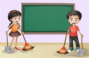Clean, Healthy Classroom Management Techniques