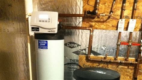 Hellenbrand Iron Curtain Maintenance by Hellenbrand Dmt System Softens Filters Chanhassen Water
