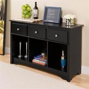 Meuble Salon Noir : prepac meuble de rangement pour salon noir home depot canada ~ Teatrodelosmanantiales.com Idées de Décoration