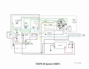 Vespa V5 Wiring Diagrams By Et3px Et3px