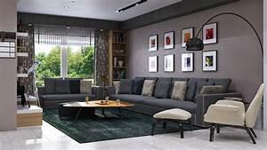 Best Gray Living Room Ideas Pinterest #14004
