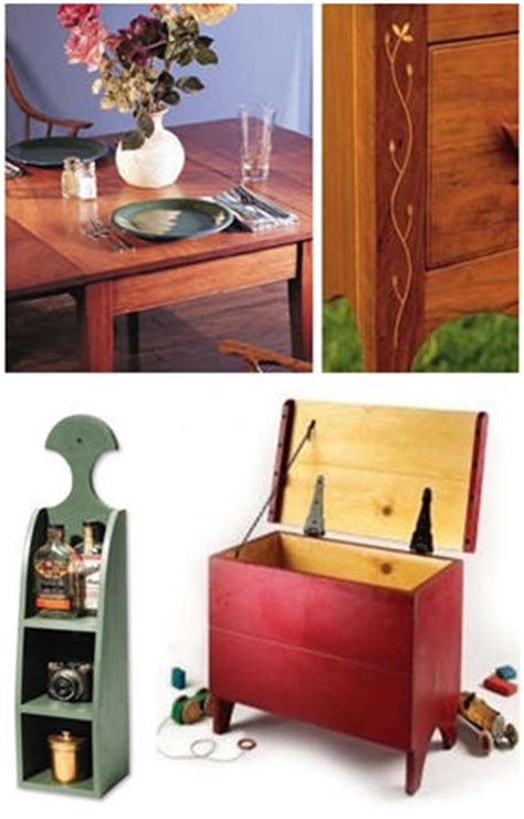 country style furniture plans