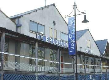 De Bradelei Wharf shopping outlet centre in Dover closes