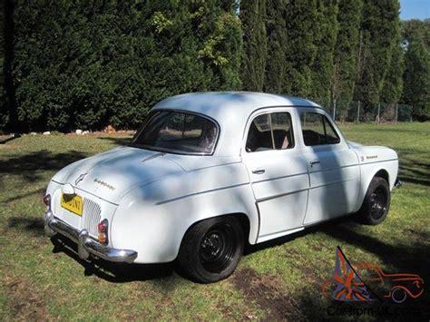 renault gordini r17 renault dauphine gordini 1963 excellent condition r8 r10
