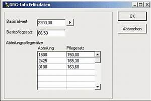 Drg Fallpauschale Berechnen : g drg info benutzerhandbuch arbeiten mit g drg info medical software wiki ~ Themetempest.com Abrechnung