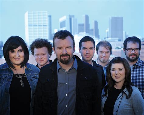 A conversation with Casting Crowns lead singer Mark Hall
